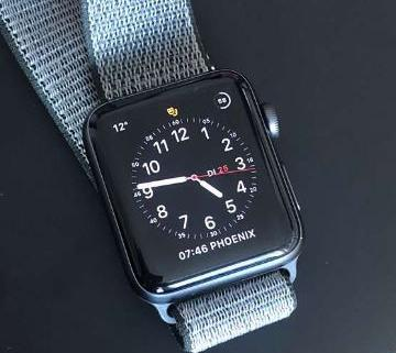 Apple Watch série 3 1