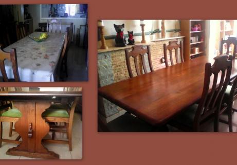 Table et chaises 1