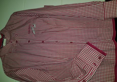 CHEMISE MARQUE ERFO TALLE 44 3
