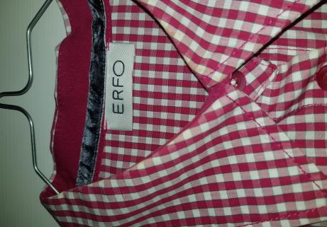 CHEMISE MARQUE ERFO TALLE 44 5