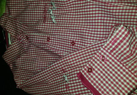 CHEMISE MARQUE ERFO TALLE 44 4