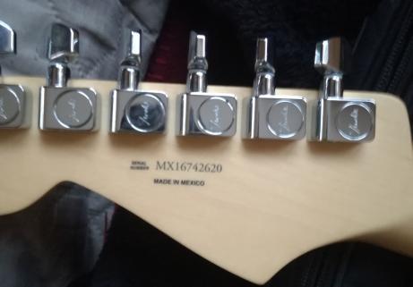 Fender duosonic hs black 2