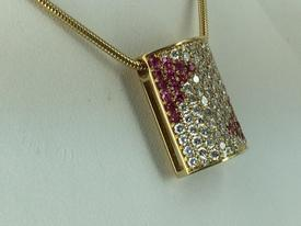 Collier Diamant 3