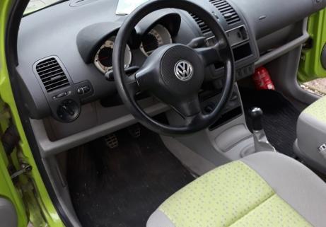 Volkswagen Lupo 4