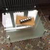 Table basse en verre 2