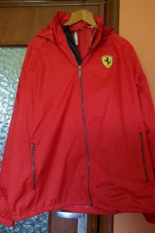 véritable coupe vent Ferrari