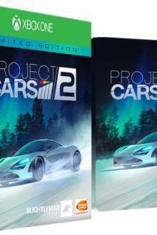 Project cars 2 édition limitée