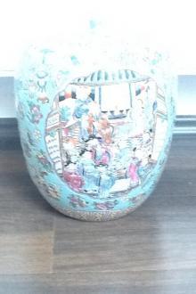 Des gros pots Chinois Ancien