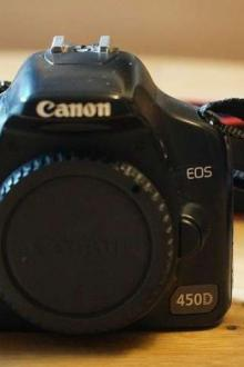 CANON App,Photo 450D