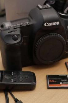 Canon 5d Mark II Photo