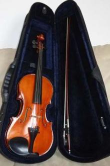 Vieux violon - chef d'oeuvre tchèque