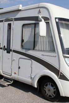 Camping-car Hymer B514