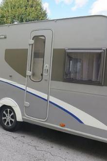Caravane burstner averso 465 TS