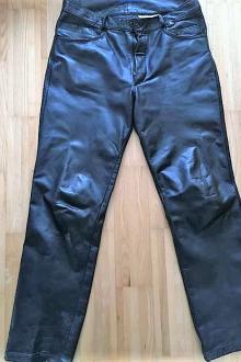 Pantalon en cuir BMW taille 52