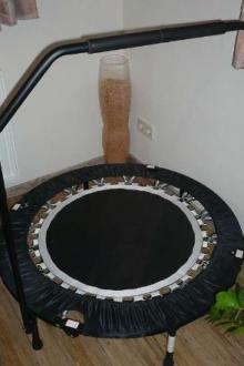 Mini trampoline Maximus Pro