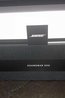 Bose SoundBar Touch 500