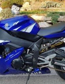 Yamaha YZF-R1 RN09