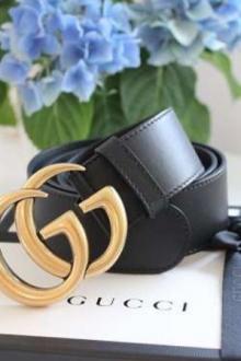 Gucci ceinture Marmont 80 cm
