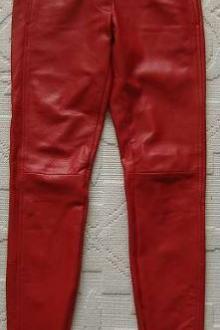 Pantalon en cuir Barbara