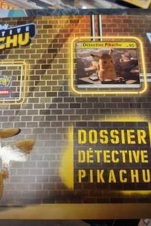 coffret spécial pokemon détective
