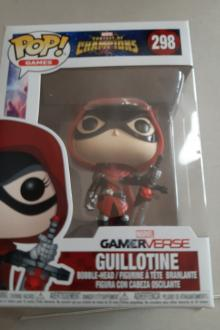 funko pop Marvel contest of champions guillotine