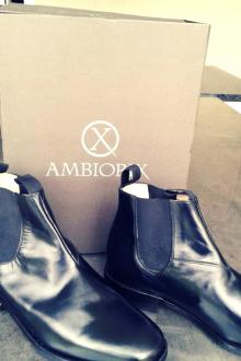 Ambiorix leather boots