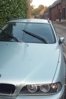 BMW 525 diesel année 2002