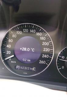 Mercedes classe E 200 CDI