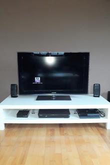 Meuble Blanc Television