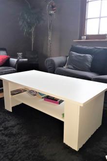 Table basse Blanc salon