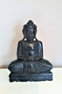 Statue Buddha en résine