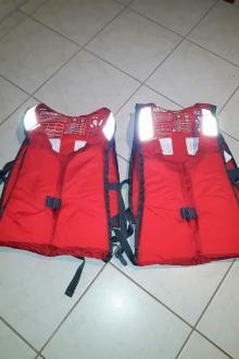 Gilets de sauvetage Tribord 50N