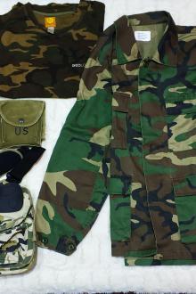 Lot de vêtements militaire taille M