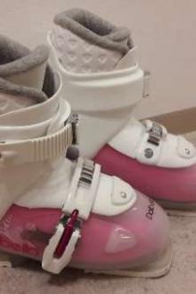 Chaussures de ski Dalbello fille 34