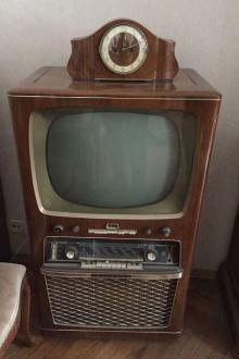Télé rétro des années 50