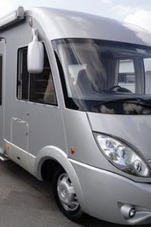 Camping car Hymer / Eriba - B 675 SL