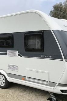 Caravane Hobby - De Luxe 455 UF