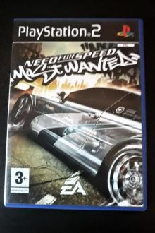 Need For Speed - Most Wanted sur PS2