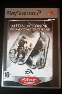 Medal Of Honor - Les Faucons de Guerre PS2