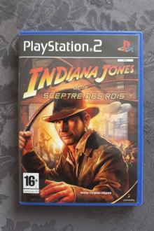 Indiana Jones et le Tombeau de l'Empereur sur PS2