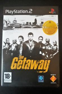 The getaway sur PS2