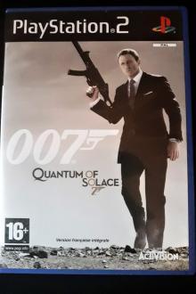 James Bond: Quantum Of Solace PS2