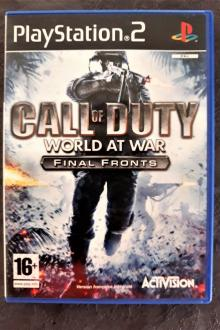 Call of Duty - World At War sur PS2