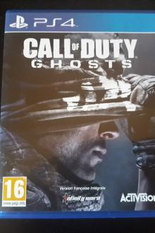 Call Of Duty: Ghosts sur PS4