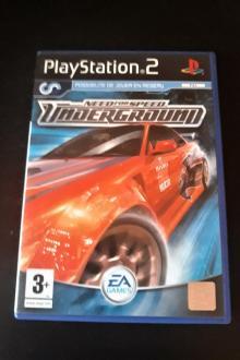 Need For Speed - Underground sur PS2