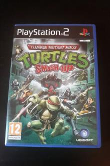 Teenage Mutant Ninja Turtles - Smash Up sur PS2