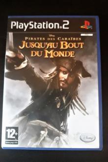 Pirates des Caraïbes - Jusqu'au bout du monde sur PS2