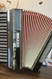 Accordéon Zupan Alpe III