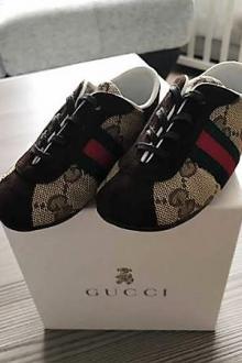 Gucci Chaussures Bébé Taille 18
