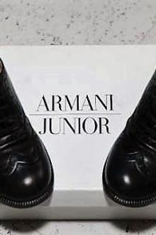 Armani Junior (chaussure de mariage) taille. 29